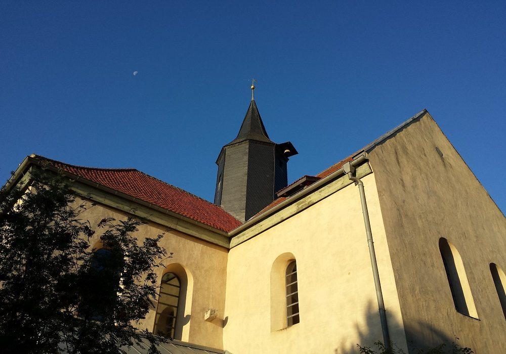 Zeit für uns – Eine Einkehrwoche für Paare im Kloster Volkenroda