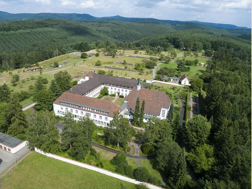 Zeit für mich: Kloster Maria Esthal