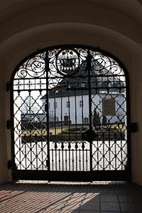Tor Kloster Frauenwörth