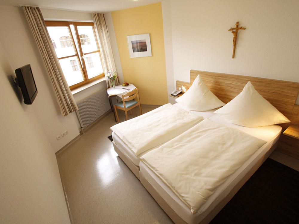 St. Josef Doppelzimmer