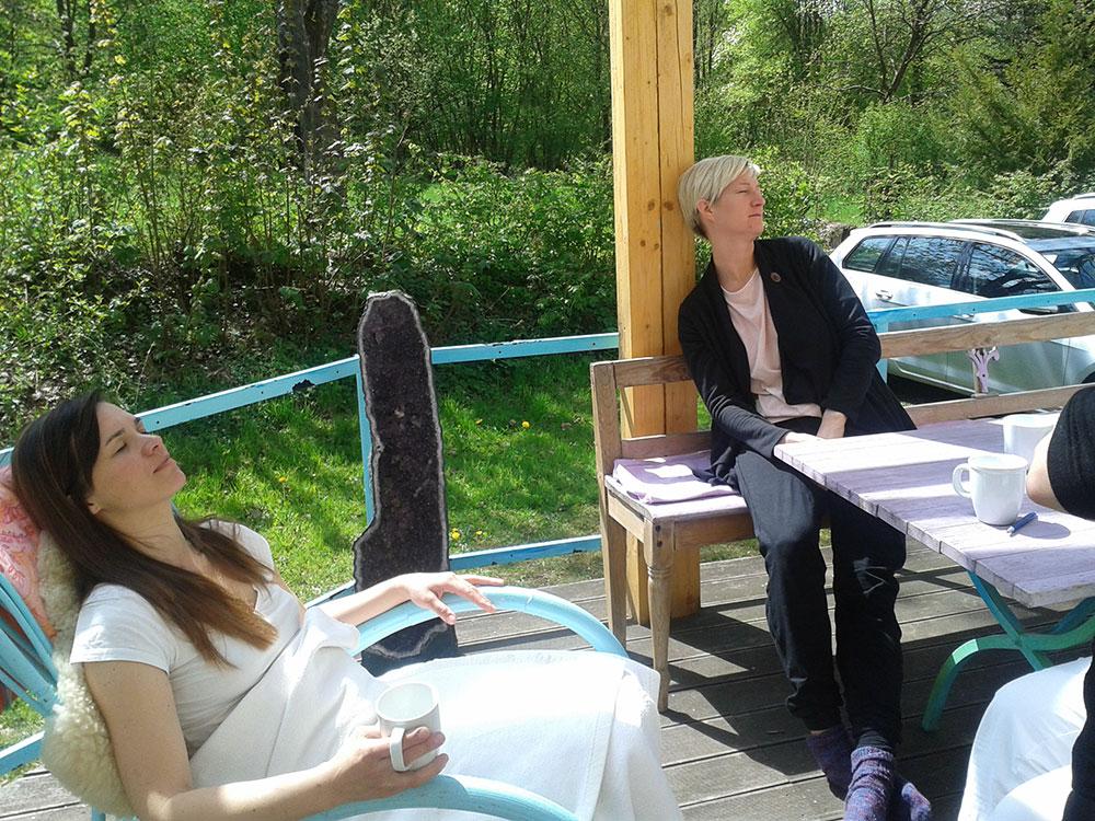 Fastenwoche mit Yoga und Meditation im Herzen Deutschlands