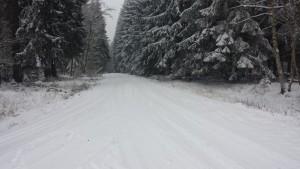 Verschneiter Harz
