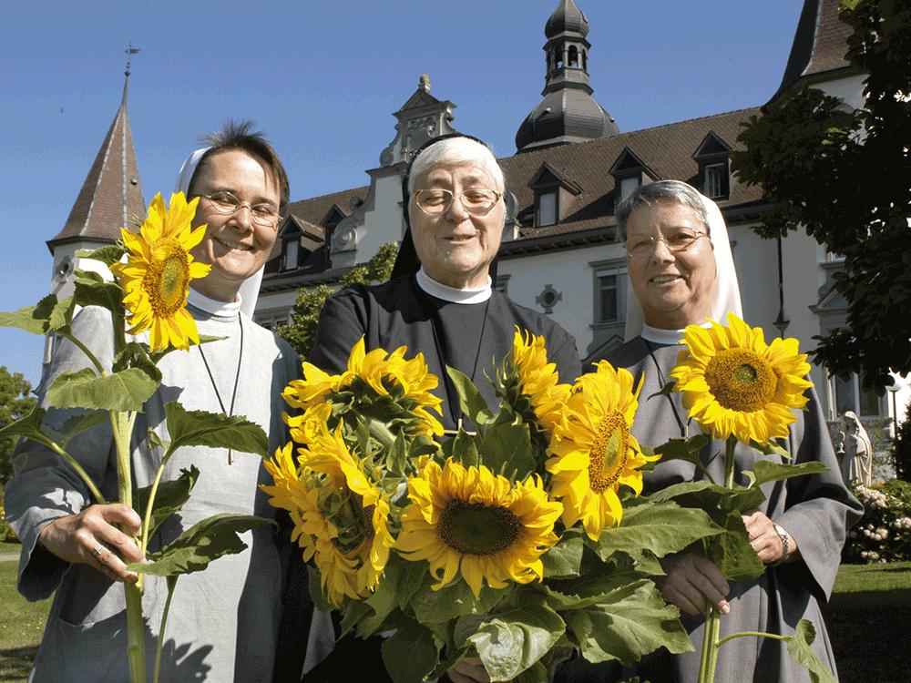 Kloster und Blumen: Blumeninsel Mainau