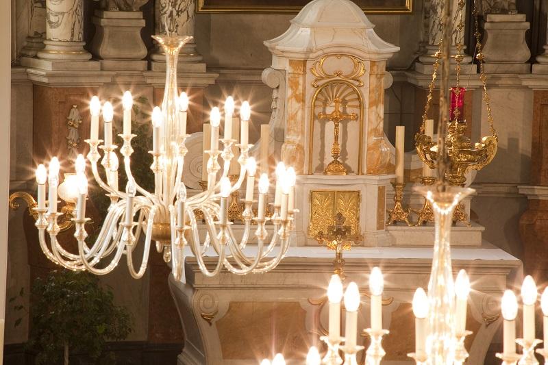 Weihnachten im Kloster