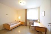 Zimmer im Kloster Bühl