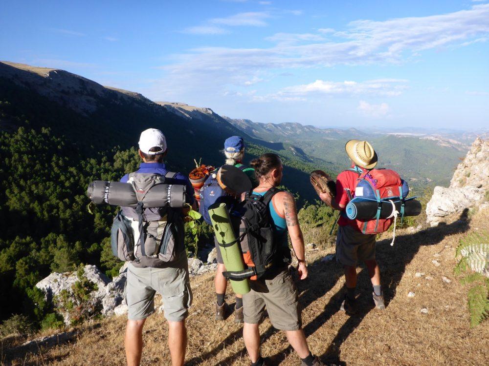 Für richtige Kerle: Spirituelle Männerreise nach Spanien