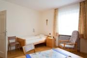 Zimmer im Kloster Estal