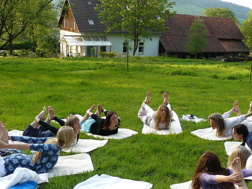 Forsthaus Joie de Vivre: Yogazentrum - Herberge - Heilpraxis