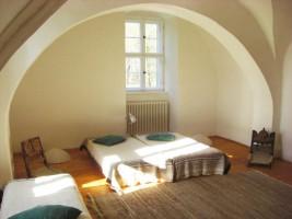 Zimmer, einfach und schön