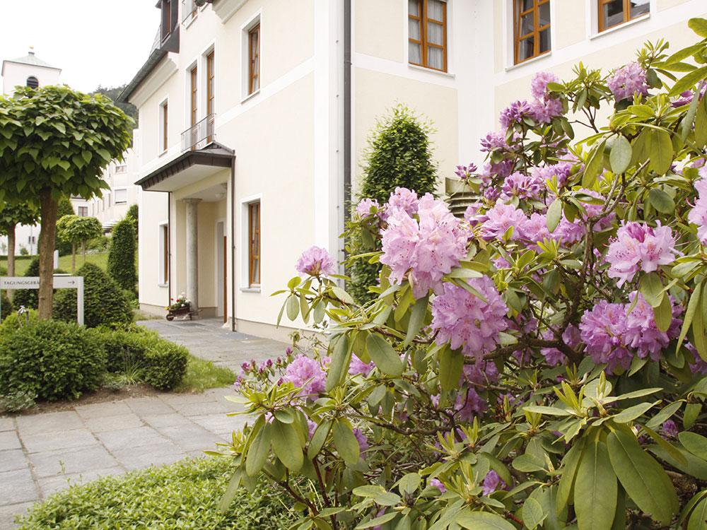 Kloster St. Josef - Raus aus dem Alltag