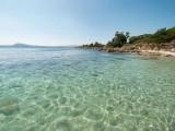 Kristallklares Meer Sardinien