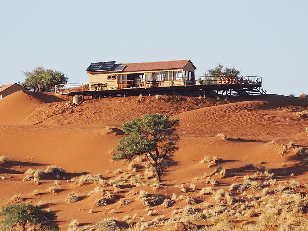 Namibia - Spirituelle Reise mit schamanischem Seminar Frühjahr 2019